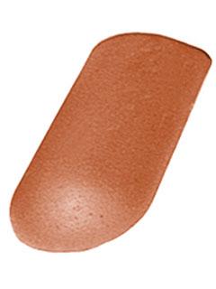 Gratanfangstein glatt inkl. Glockenschraube