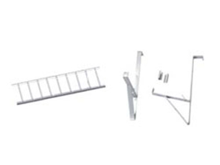 Verbindungsklammer Uni für Schneefanggitter