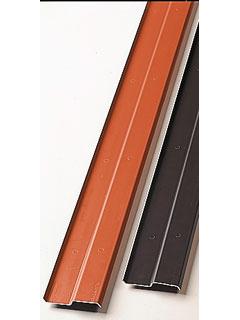 Wakastrip 240 cm, Breite 60 mm, rot/braun