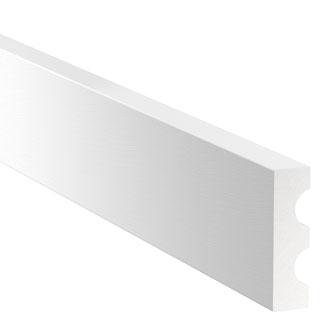 HardieTrim™ NT3™ Zierleisten für HardiePlank® Zierleiste 90 mm hoch