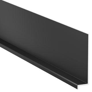 Stuhlprofil für HardiePanel® Fassadenbekleidungen
