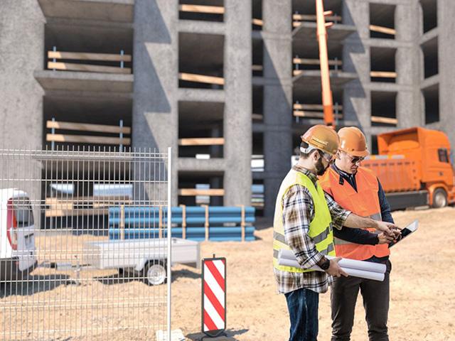 Planungsunterstützung und Projektbetreuung