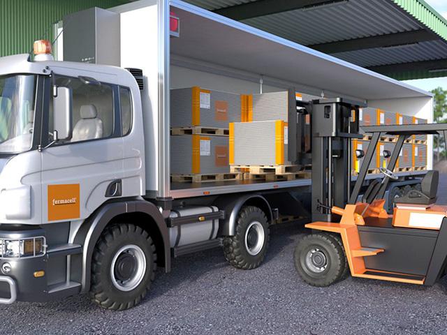 Auftragsbezogene Logistikdienstleistungen
