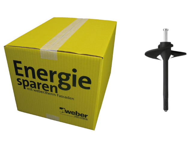 weber.therm Helix Schraubdübel