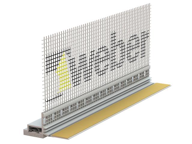 weber.therm Fensteranschlussprofil 3D Standard