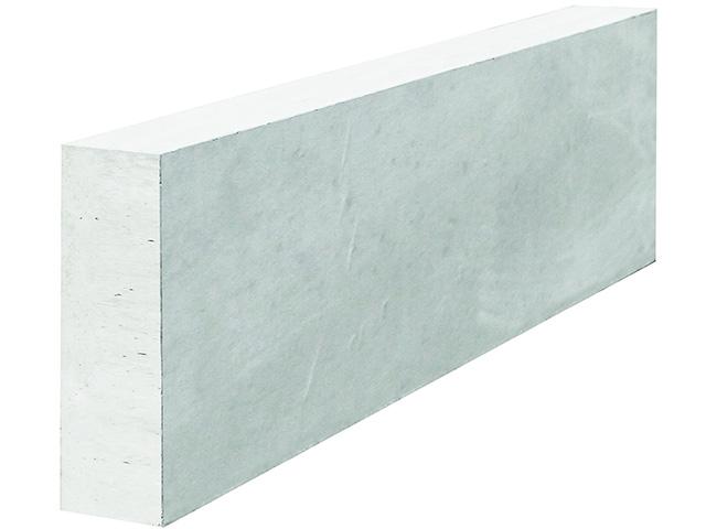 Hinterfüllplatten mit Pflasterkante