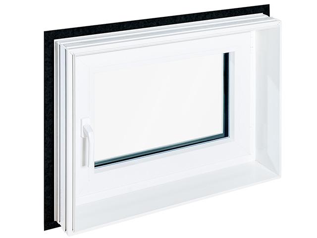 Zargenfenster AQUA PLUS, Din R