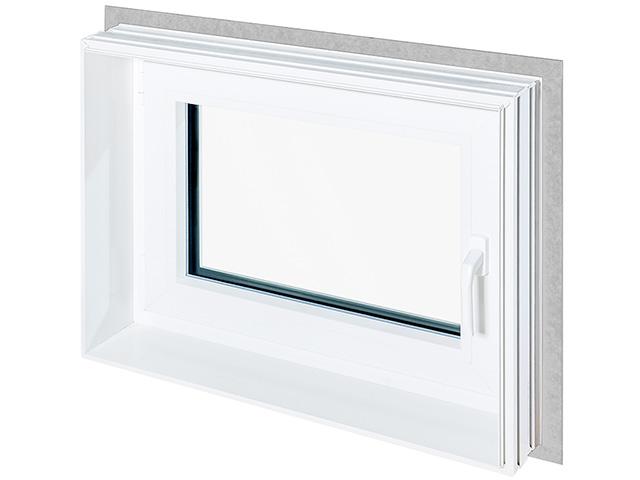 Zargenfenster AQUA PLUS, Din L