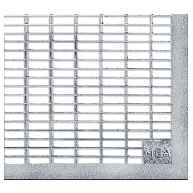Gitterroste PKW-befahrbar / AQUA