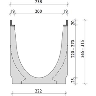 Artikelbild GP-FILCOTEN PRO V NW 200