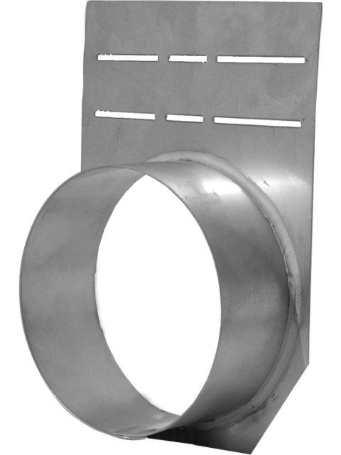 Artikelbild GP-Endplatte NW 150,mit Ablauf