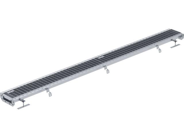 BG-FLEX sigma tec, Nennweite 100 – Rinnenelement
