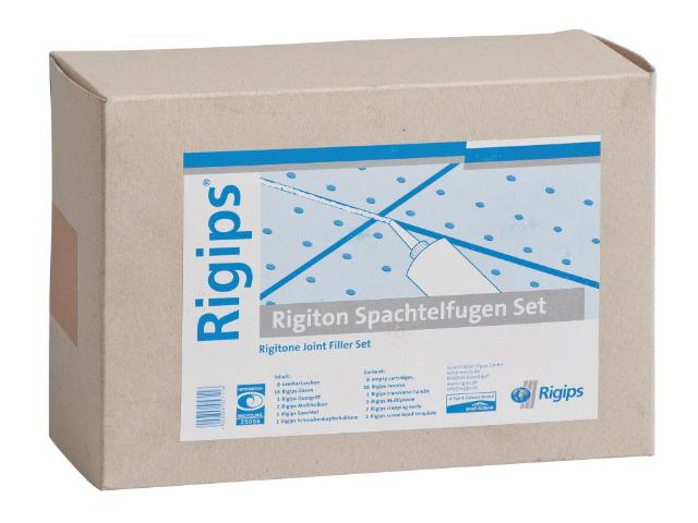 Rigiton Fix Spachtelfugenset