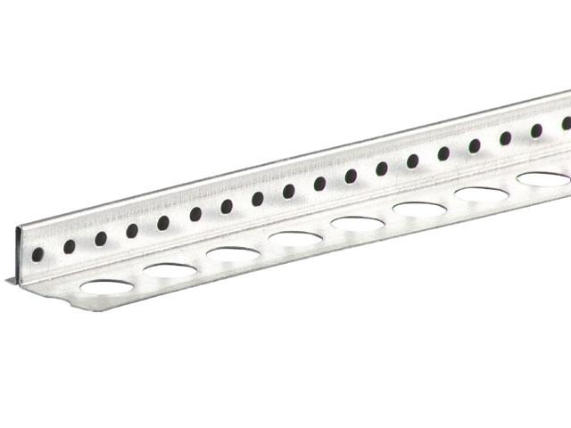 Schattennut-Profil sendz. verz.; für 4 mm Schattenfuge