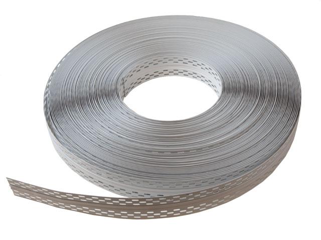 PVC-Bewegungsfugenprofil, weiß