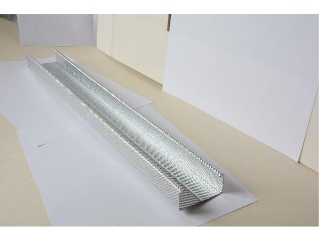 RigiProfil C-Deckenprofil 27/60/27 mm