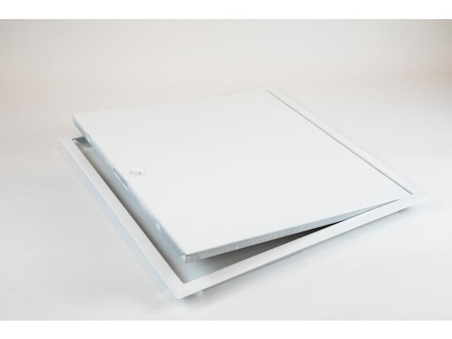 Softline weiß pulverbeschichtet