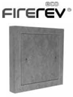 Revisionsklappen Fire REV VKS-EI30