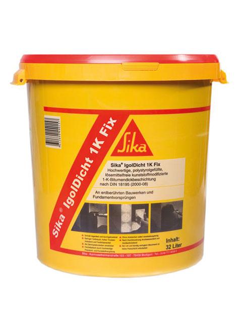 Sika® IgolDicht-1 K Fix