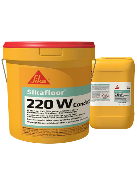 Sikafloor®-220 W