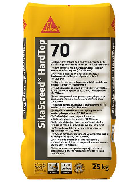 SikaScreed® HardTop-70