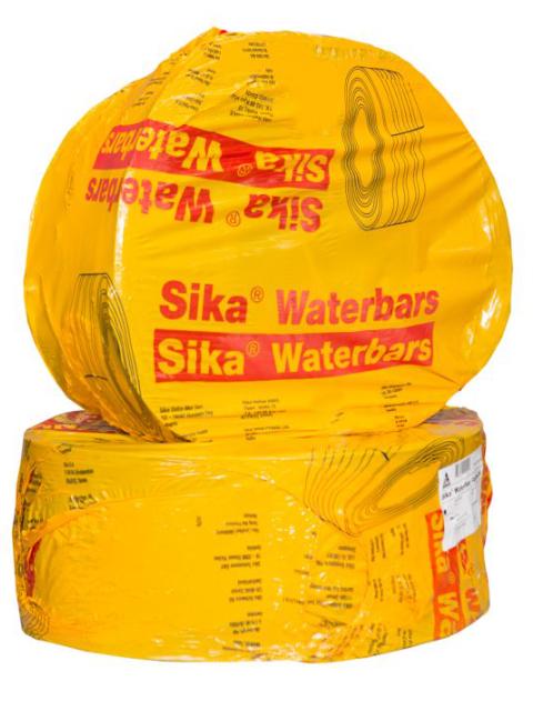 Sika Waterbar® PVC-P außenliegend