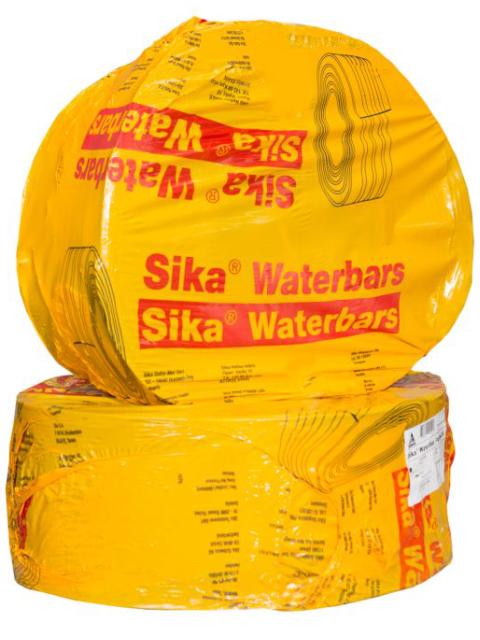 Sika Waterbar® PVC-P Fugenabschlussband