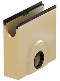 XtraDrain X 100 Einlaufkästen - 500 mm