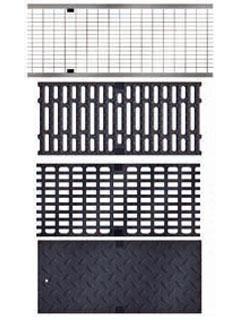 Roste für Multiline V 200, Belastungsklasse D 400/E 600