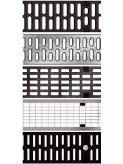 Roste für XtraDrain X 100 – Belastungsklasse B 125