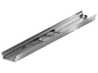Profiline fixe Bauhöhe Baubreite 200 – Stahl verzinkt