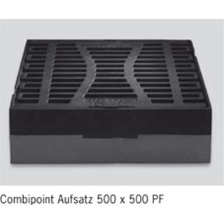 Combipoint PP Aufsätze, Klasse D 400, 500 x 500