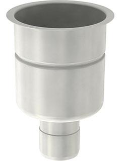 Bodenablauf 157 FHD – mehrteilig – stufenlos höhenverstellbar senkrecht + waagrecht