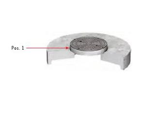 Aufbauteile aus Stahlbeton