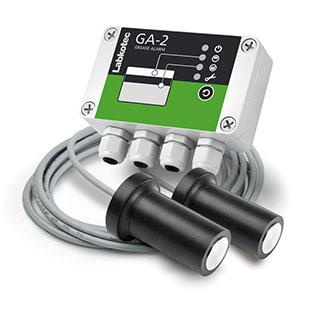 Steuergerät GA 2 + zwei Sensoren GA - SG1