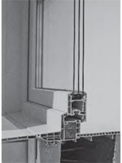 Passivhaustauglich mit 3-fach Wärmeschutzverglasung (PHT)