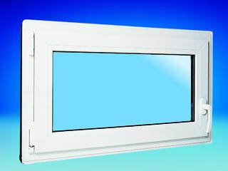 Nebenraumfenster aus Kunststoff