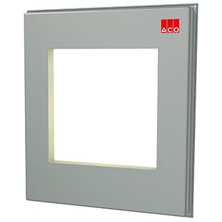 ACO Therm® Block mit Fensteraussparung (druckwasserdichte Montage)