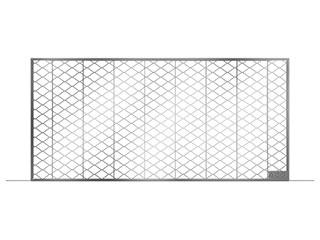 ACO Therm® Lichtschachtroste 40 cm tief