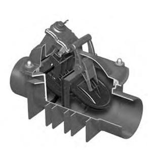 QUATRIX-K - TYP 3 für freiliegende Rohrleitungen