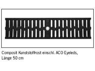 Roste für Deckline P 100, S 100 und S 100 CF - Belastungsklasse B 125
