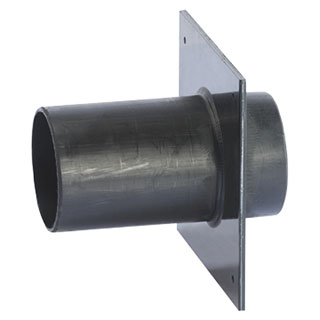 Adapter für Rohranschluss