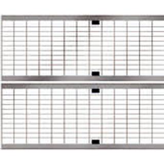 Roste für Deckline P 200 – Belastungsklasse B 125