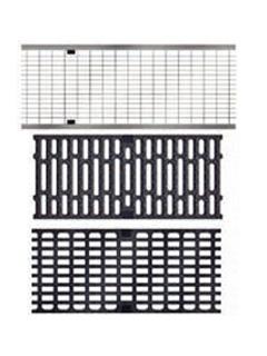 Roste für Deckline P 200 – Belastungsklasse C 250
