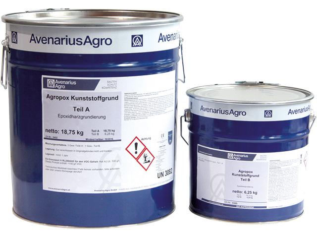 Agropox Kunststoffgrund