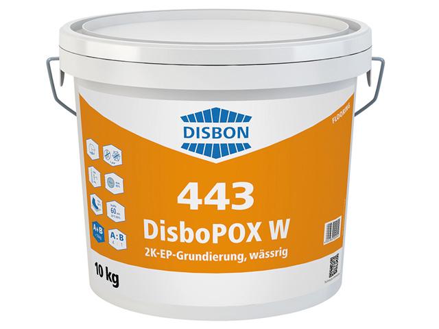 DisboPOX W 443 2K-EP-Grundierung