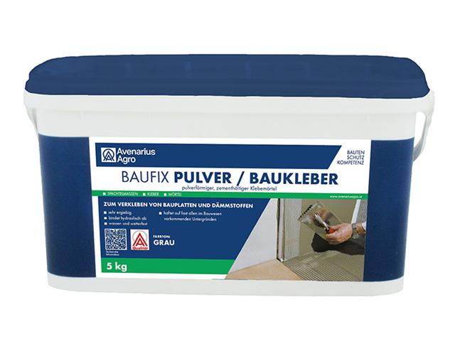 Baufix Pulver / Baukleber