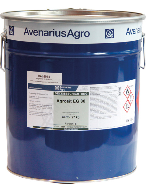 Agrosit EG 80