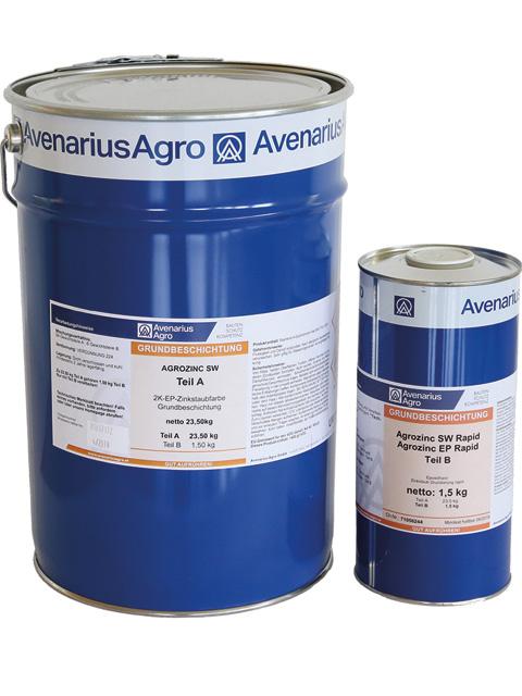 Agrozinc SW Rapid