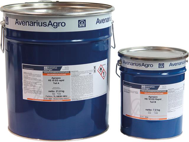Agropox HS 10 EG Rapid